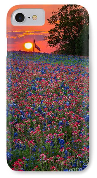 Texas Sunset IPhone Case