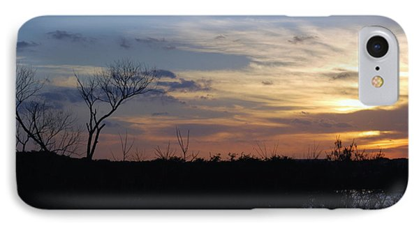 Texas Sunset IPhone Case