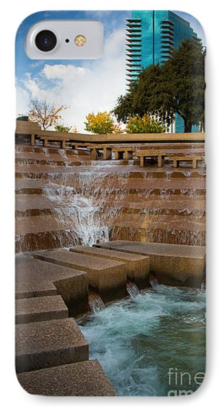 Texas Water Gardens IPhone Case by Inge Johnsson