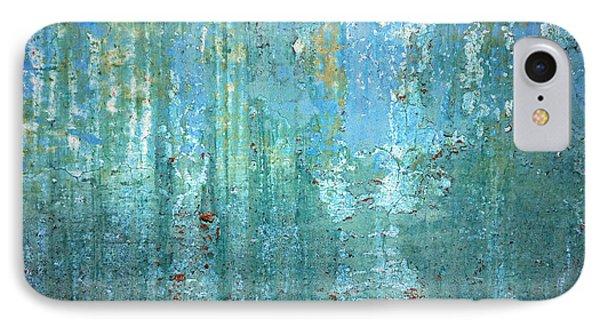Textured Dream IPhone Case by Kjirsten Collier