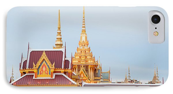 Thai Construction Design. Phone Case by Vachiraphan Phangphan
