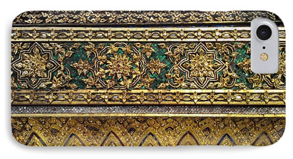 Thai Kings Grand Palace IPhone Case by Sumit Mehndiratta