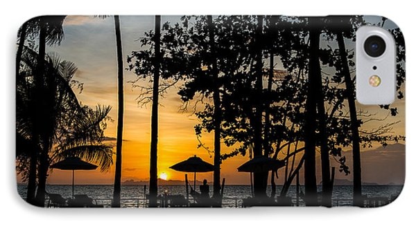 Thailand Sunset IPhone Case