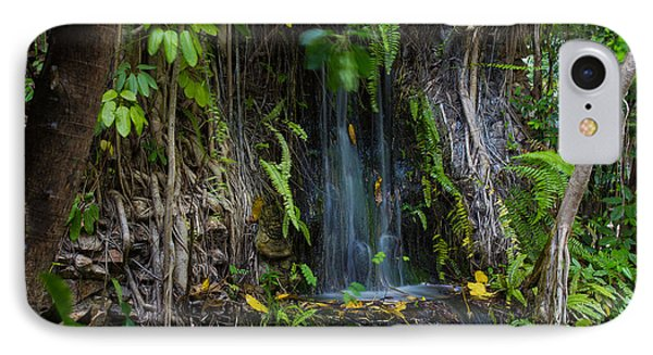 IPhone Case featuring the photograph Thailand Waterfall by Mike Lee