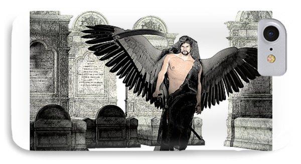Thanatos God Of Death IPhone Case