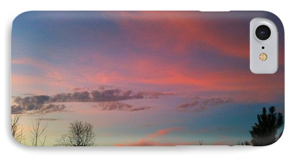 IPhone Case featuring the photograph Thankful For The Day by Linda Bailey
