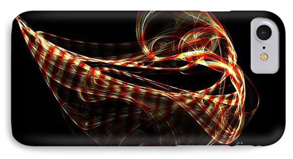 IPhone Case featuring the digital art Thankful by Steed Edwards