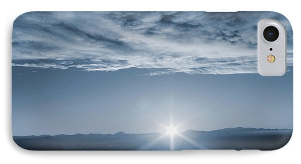 IPhone Case featuring the photograph Thanksgiving Sunrise Mount Soledad  by Jeremy McKay