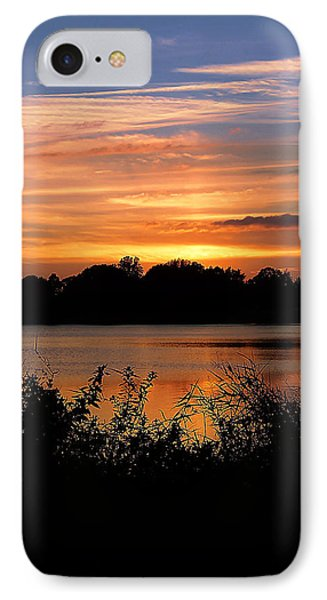 IPhone Case featuring the photograph Thanksgiving 002 by Chris Mercer