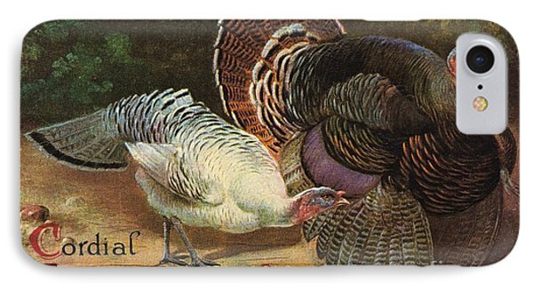 Thanksgiving Greetings IPhone Case