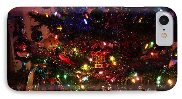 That Christmas Glow IPhone Case