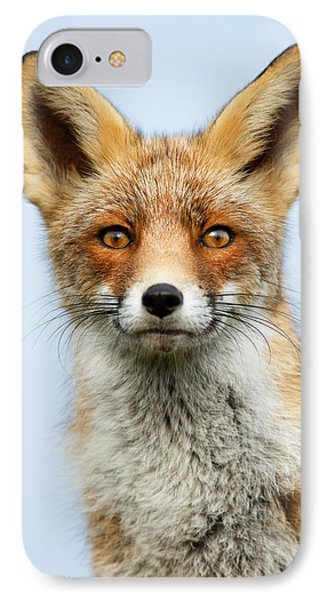 That Foxy Face IPhone Case