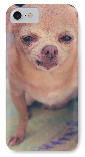 That Little Face IPhone Case by Laurie Search