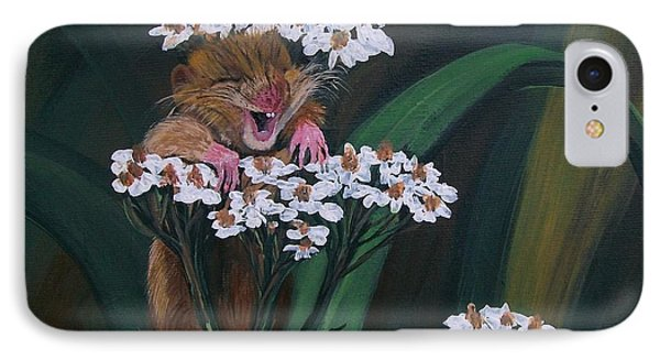 That Tickles IPhone Case by Sharon Duguay