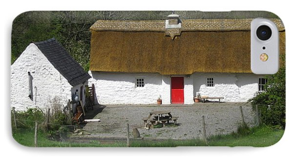 Thatched Cottage IPhone Case
