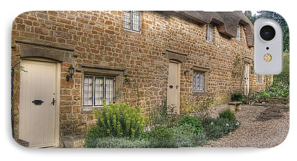 Thatched Cottages In Oxfordshire IPhone Case