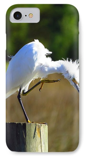 IPhone Case featuring the photograph Thats The Spot by Phyllis Beiser