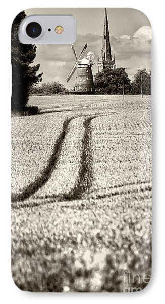 Thaxted Gloaming Thaxted Mill IPhone Case by Jack Torcello