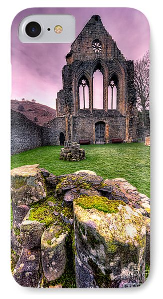 The Abbey  IPhone Case by Adrian Evans