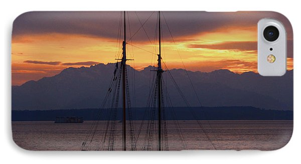 The Adventuress Cruise Phone Case by Kym Backland