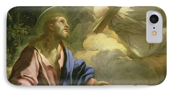 The Agony In The Garden IPhone Case by Luca Giordano