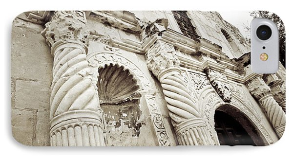 The Alamo IPhone Case by Linda Unger