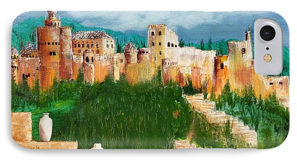 The Alhambra IPhone Case