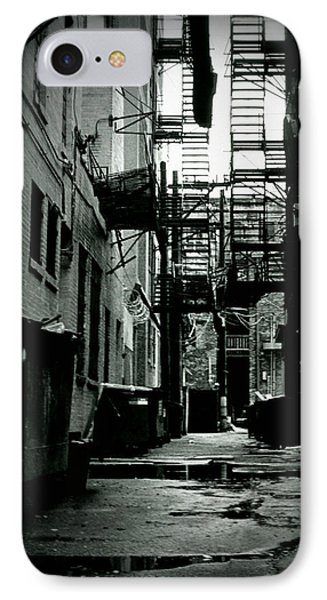 The Alleyway Phone Case by Michelle Calkins