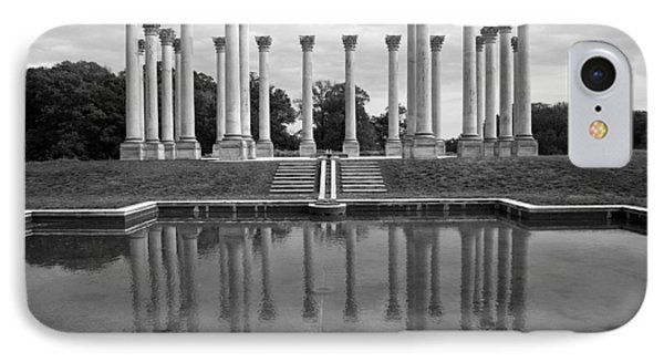 The Almost Forgotten Columns -- 1 IPhone Case by Cora Wandel