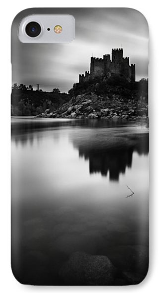 The Almourol Castle Phone Case by Jorge Maia