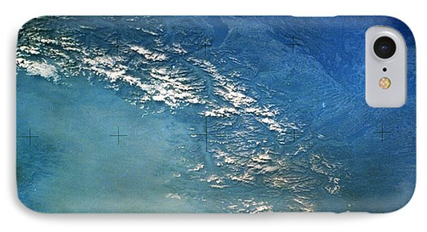 The Alps From Space IPhone Case