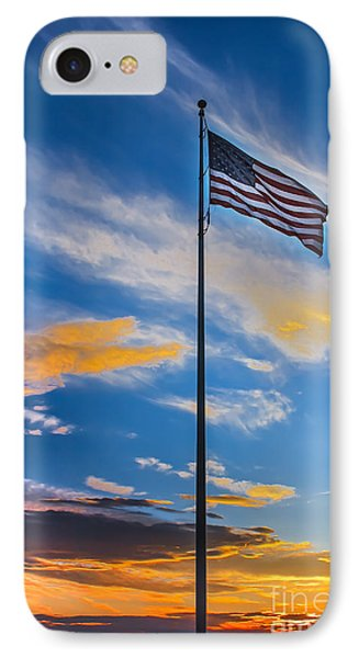 The American Beauty IPhone Case
