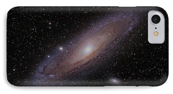 The Andromeda Galaxy Phone Case by Brian Peterson