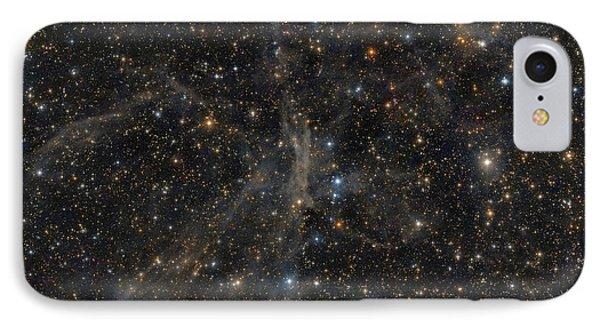 The Angel Nebula IPhone Case by Roberto Colombari
