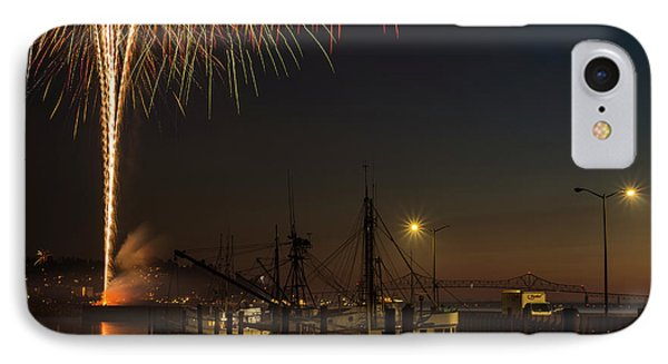 The Annual July Fourth Fireworks IPhone Case