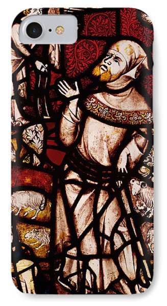 The Annunciation To Joachim IPhone Case by English School
