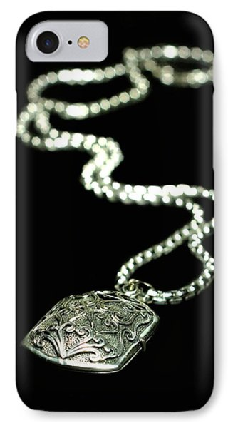 The Antique Locket IPhone Case by Diana Angstadt