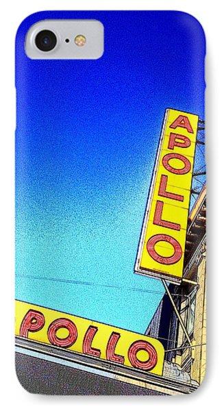 The Apollo IPhone 7 Case by Gilda Parente