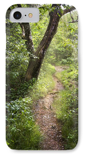 The Appalachian Trail Phone Case by Debra and Dave Vanderlaan