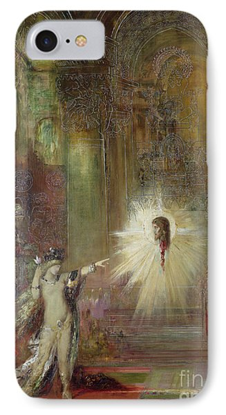 The Apparition Phone Case by Gustave Moreau