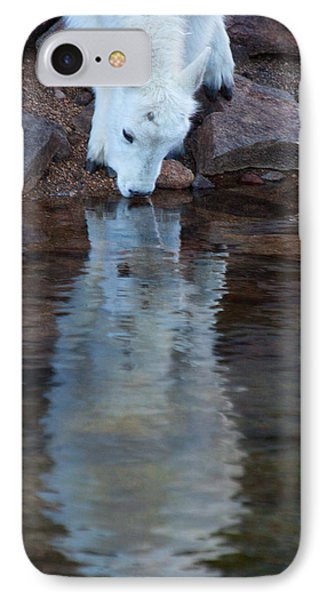IPhone Case featuring the photograph The Apparition by Jim Garrison
