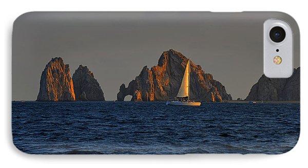 The Arch El Arco Cabo San Lucas IPhone Case