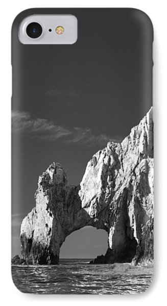 The Arch In Black And White IPhone Case