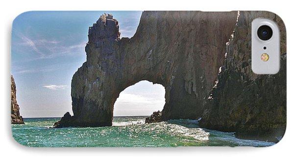 The Arch Lands End Cabo San Lucas  Phone Case by Jennifer Lamanca Kaufman