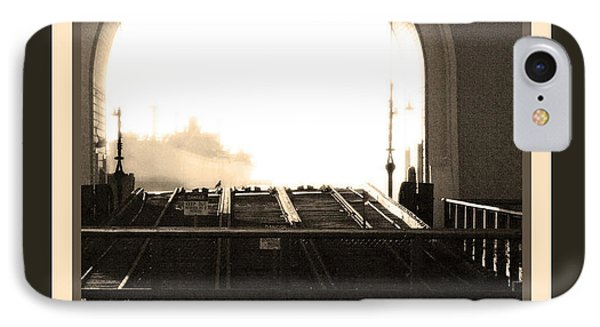 IPhone Case featuring the photograph The Arch by Steve Godleski