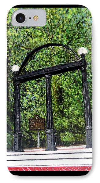 The Arch At Uga IPhone 7 Case
