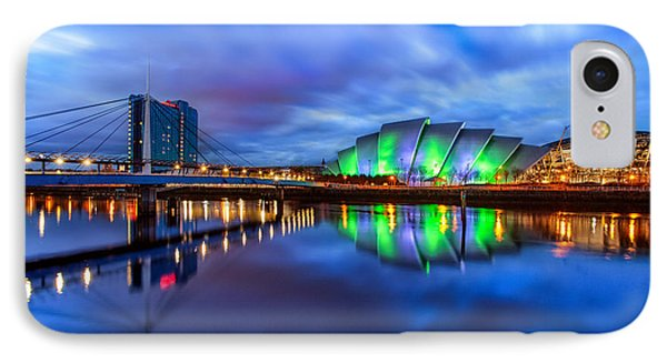 The Armadillo And Crowne Plaza Phone Case by John Farnan