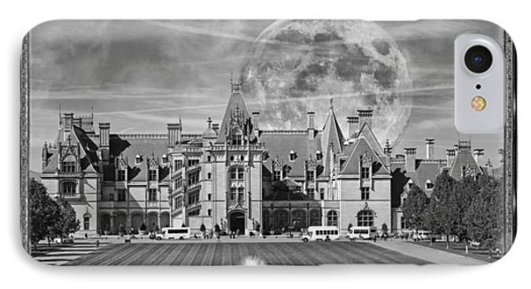 The Art Of Biltmore IPhone Case by Betsy Knapp