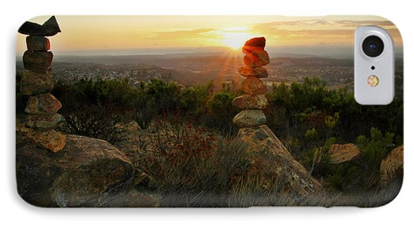 The Art Of Cairns IPhone Case