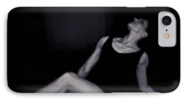 IPhone Case featuring the photograph The Art Of The Female by Kate Purdy